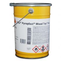 Sika Pyroplast Clear Top coat (Matt)
